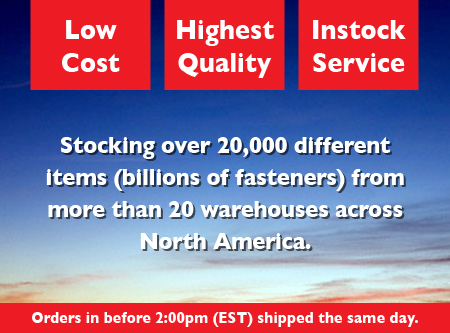 Low Cost, Highest Quality, Instock Service